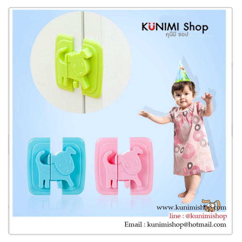 GK296 ที่ล็อคตู้สิ่งของ ป้องกันเด็กทารกเปิดตู้เอง เพื่อป้องกันอุบัติเหตุที่ไม่คาดฝัน