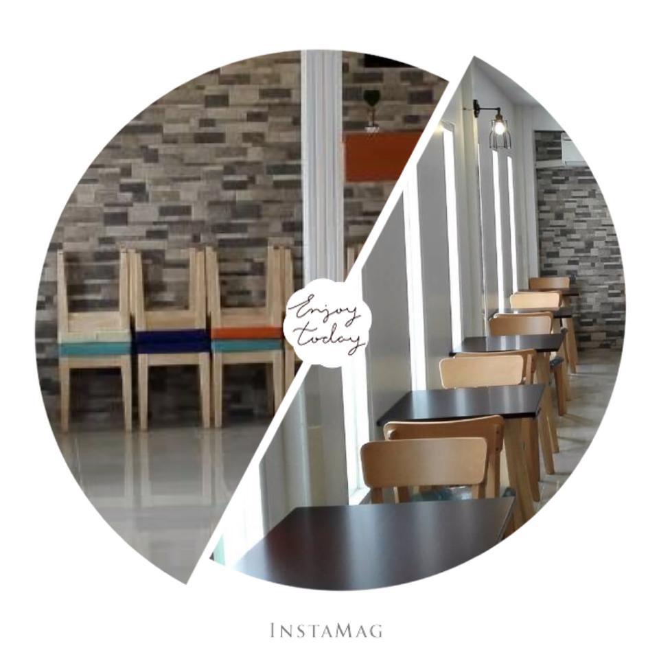 เก้าอี้สตูลไม้+โต๊ะดีไซน์+เก้าอี้ร้านกาแฟ ดีไซน์น่ารัก (STOOL & MB-COLLECTION)