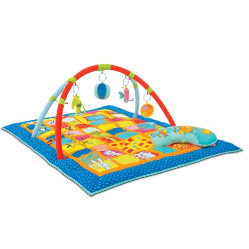Taf Toys เพลยิม 3 in 1 Curiosity Gym