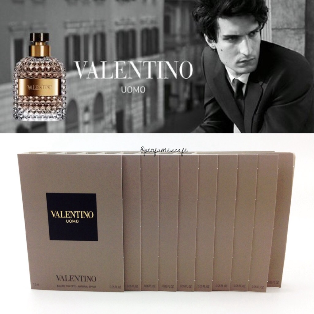 Valentino Uomo EDP for men ขนาดทดลอง 1.5ml