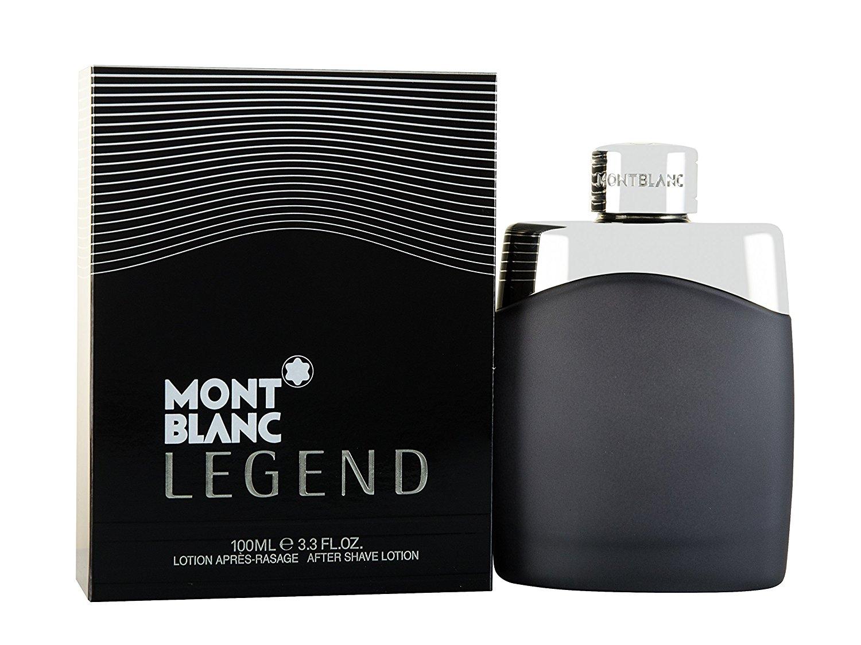น้ำหอม Montblanc Legend Eau de Toilette for men ขนาด 100ml กล่องซีล