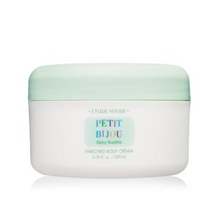 Etude House Petit Bijou Baby Bubble Enriched Boby Cream 200ml