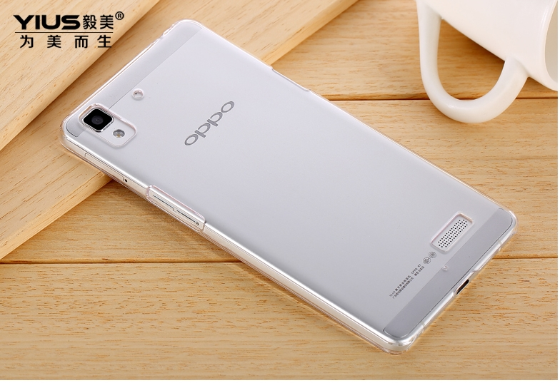 เคส Oppo R7s - Yius Crystal Hard Case เกรดA [Pre-Order]