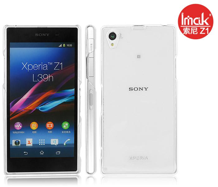 Sony Xperia Z1 - iMak Crystal Shell Case [Pre-Order]