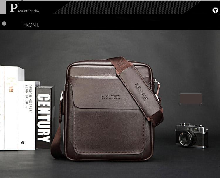 กระเป๋าสะพายไหล่ Feger No.021