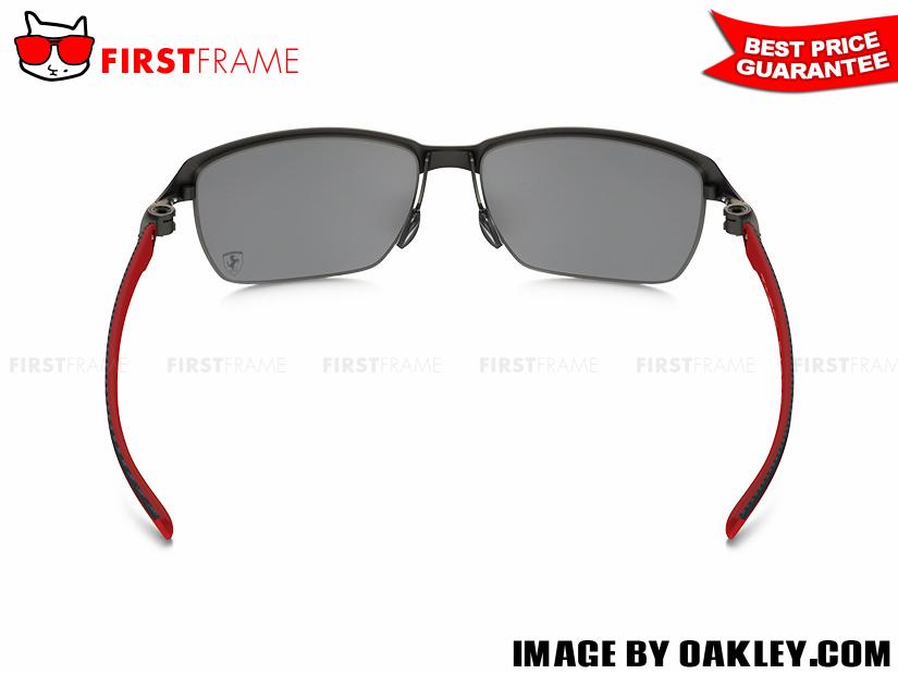 แว่นกันแดด OAKLEY OO6018-06 TINFOIL CARBON FERRARI COLLECTION 4