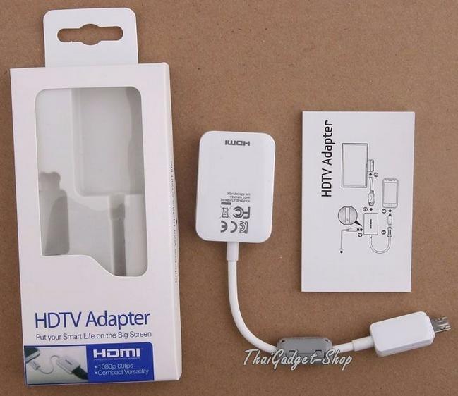 สาย Original Micro USB 11pin MHL 2.0 To HDMI 1080P 3D HDTV Adapter Cable For Samsung Galaxy S3 i9300 S4 i9500 S5 Note2 3 4