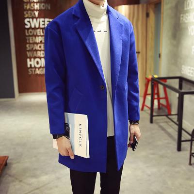 เสื้อโค้ทคลุมตัวยาวญี่ปุ่น แต่งคอปกสูท เรียบสวย มี5สี
