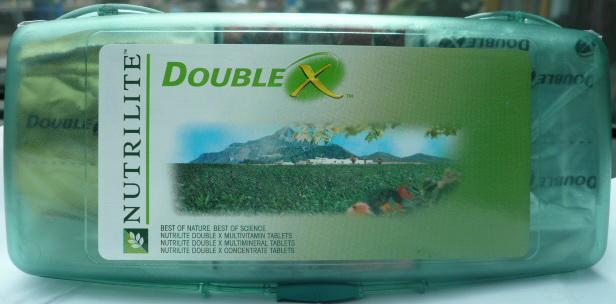 นิวทริไลท์ ดับเบิ้ล เอ็กซ์ (Amway NUTRILITE DOUBLE X ) วิตามินรวม ยอดขายอันดับหนึ่ง จากแอมเวย์มาเลเซีย