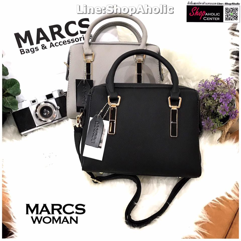 MARCS WOMAN MINI BOWLING BAG