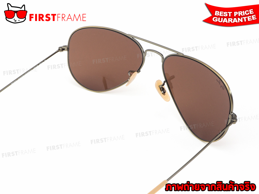 แว่นกันแดด RayBan RB3025 167/2K | AVIATOR LARGE METAL NEW COLOR5