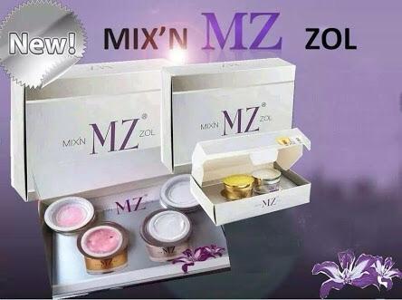 (ส่งฟรีEMS)MIX'N MZ ZOL ครีมมินโซว
