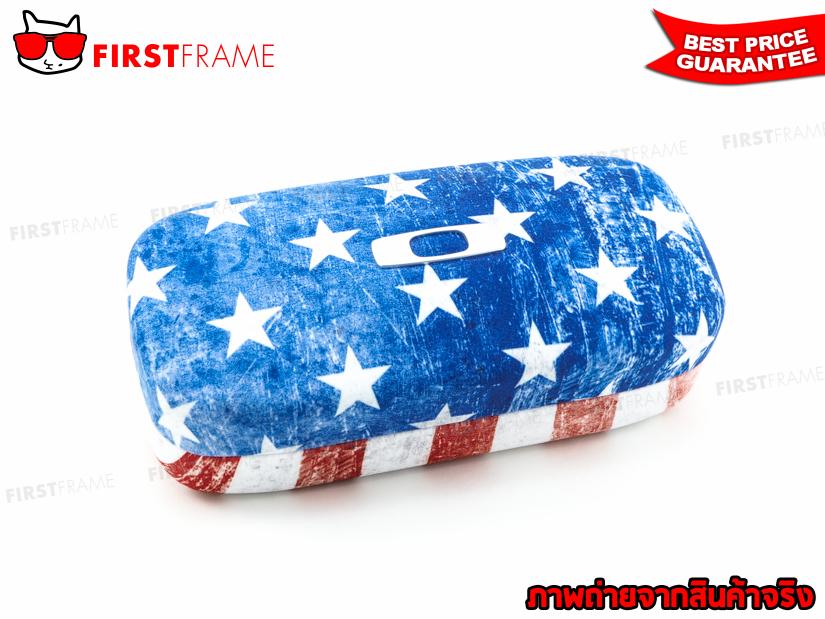 OAKLEY SQUARE O HARD CASE - USA FLAG