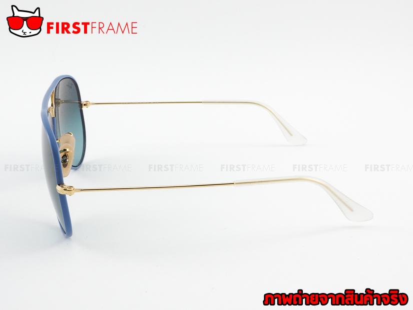 แว่นกันแดด RayBan RB3025JM 001/4M AVIATOR LARGE METAL3