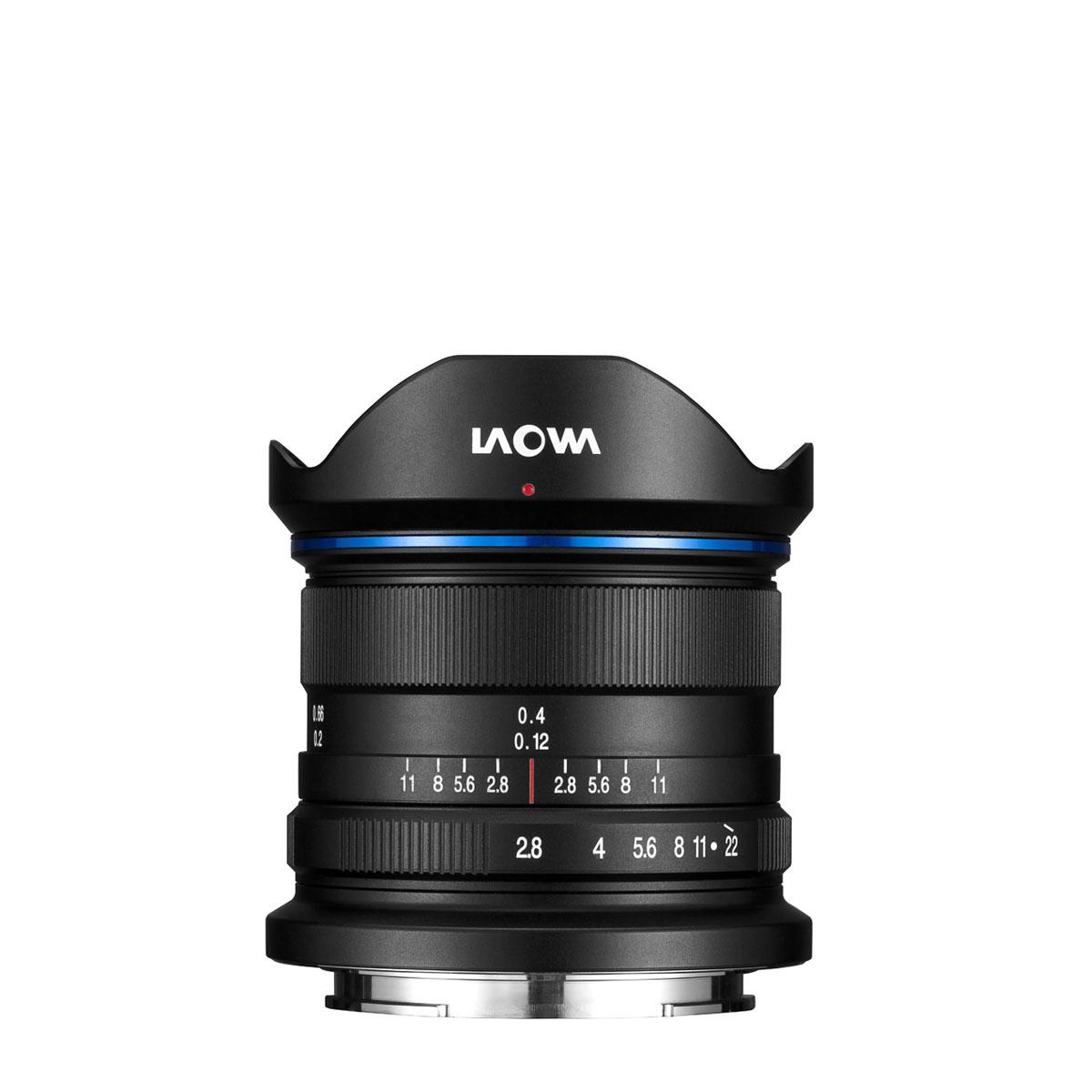 Laowa 9mm F2.8 Zero-D / Pre Order กำหนดการรับสินค้า : 9 เมษายน 2561 เป็นต้นไป