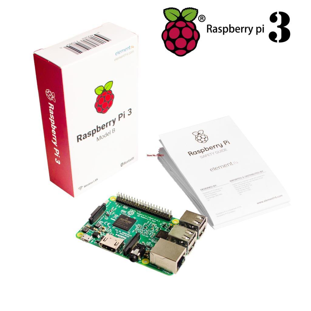 Raspberry Pi 3 Model B 1GB จาก Element 14