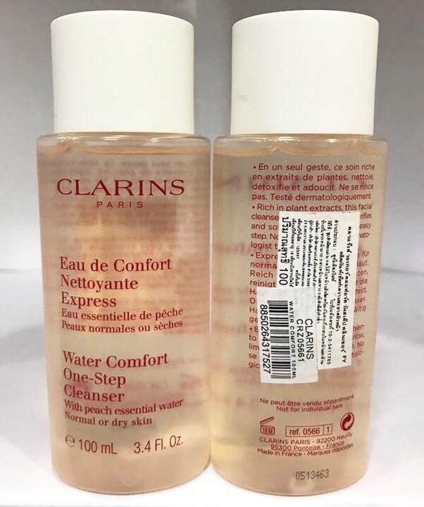 Clarins Water Comfort One Step Cleanser 100ml.