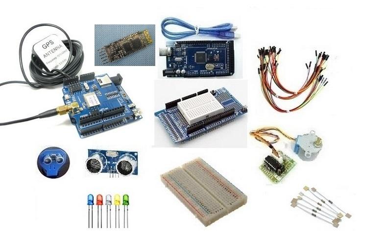 Arduino Mega Exclusive Kit 1