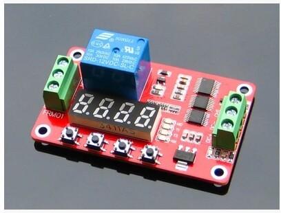 รีเลย์หน่วงเวลา FRM Relay Module (Multi-function Relay Module) 1 - 4 Channel