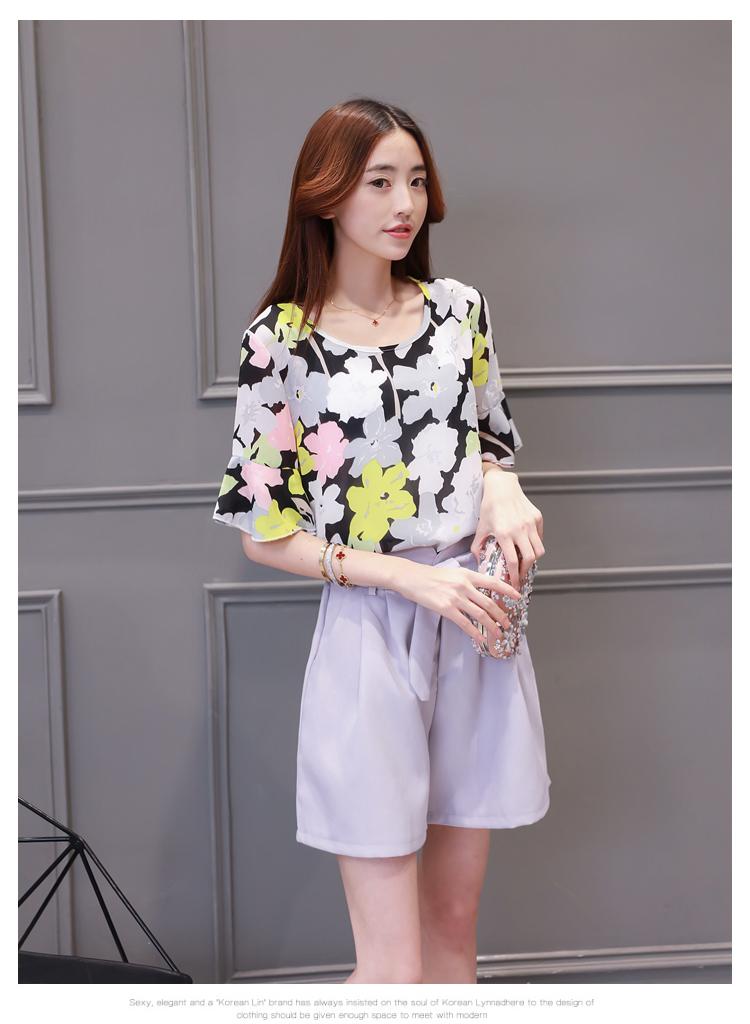 แฟชั่นเกาหลี set เสื้อ และกางเกงน่ารักมากๆ ครับ