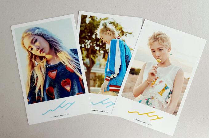 Girls' Generation : Tae Yeon - 4X6 Photo Set [Why] พร้อมส่ง