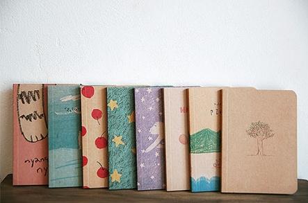 สมุดโน๊ต-B7 small pocket book