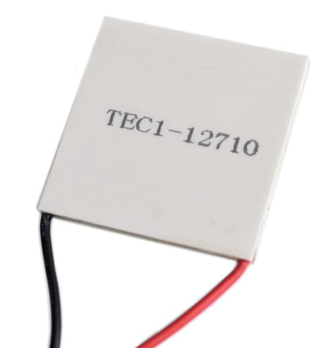 TEC1-12710 12V 10A Thermoelectric Peltier Cooler 40x40mm