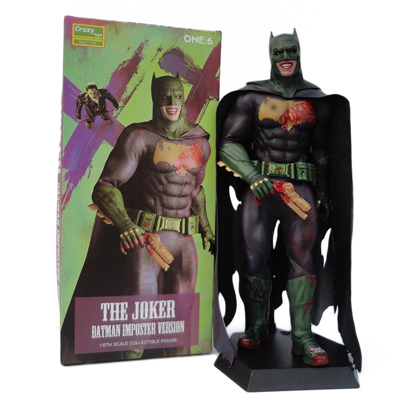 Crazy Toys - BATMAN : THE JOKER 1/6 Figure