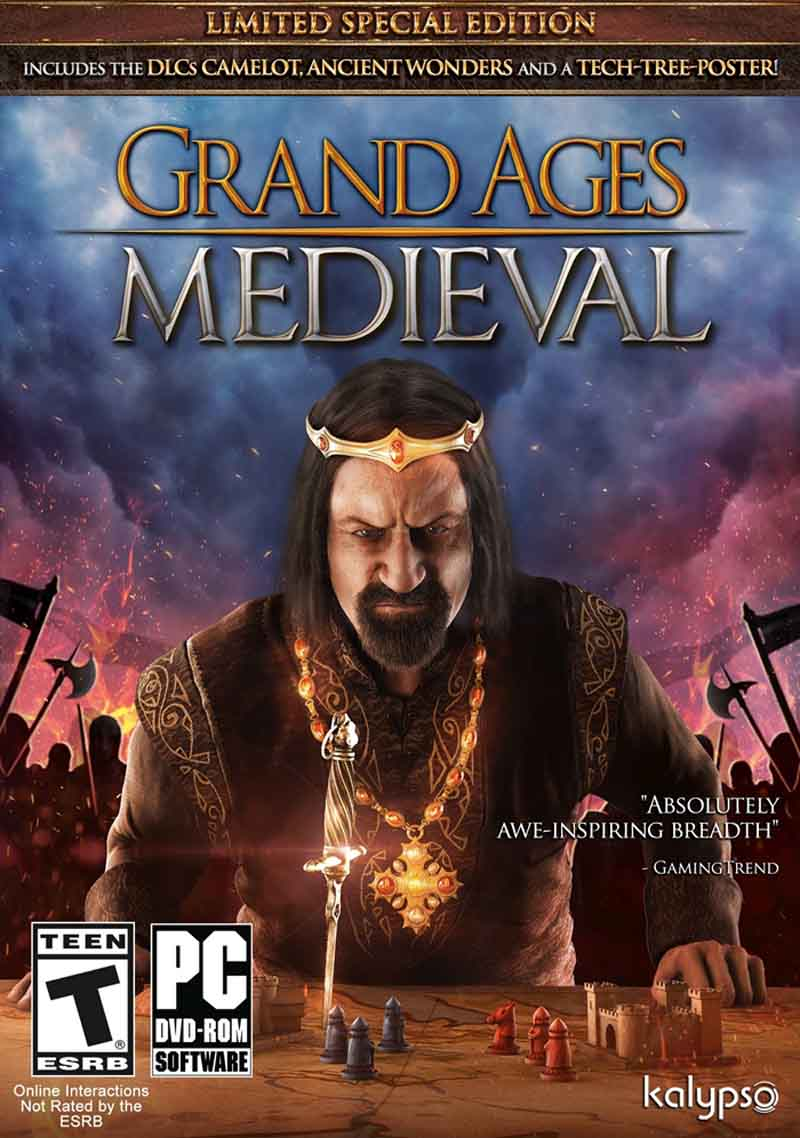Grand Ages Medieval ( 1 DVD )