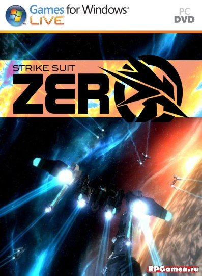 Strike Suit Zero ( 1 DVD )