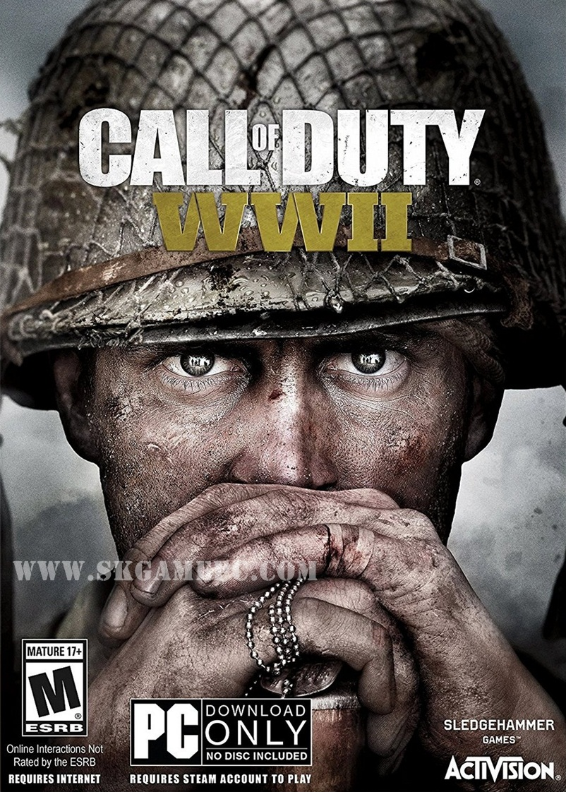 Call of Duty WWII ( 15 DVD )