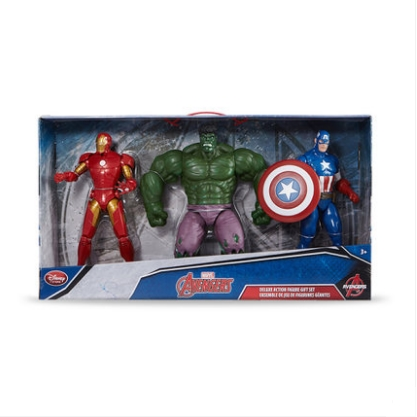 MARVEL - Hulk - IRON MAN - Captain America Figure (ของแท้)