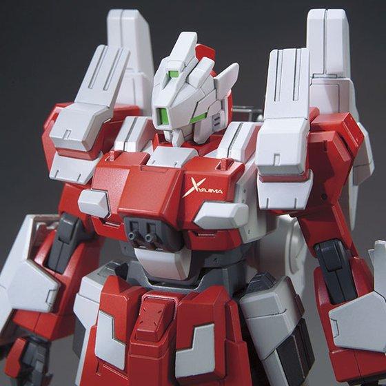 Pre_Order:P-bandai: HG BF 1/144 EZ-SR Fox Hound 2160yen