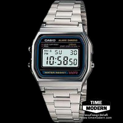 นาฬิกา Casio Standard Digital รุ่น A158WA-1DF