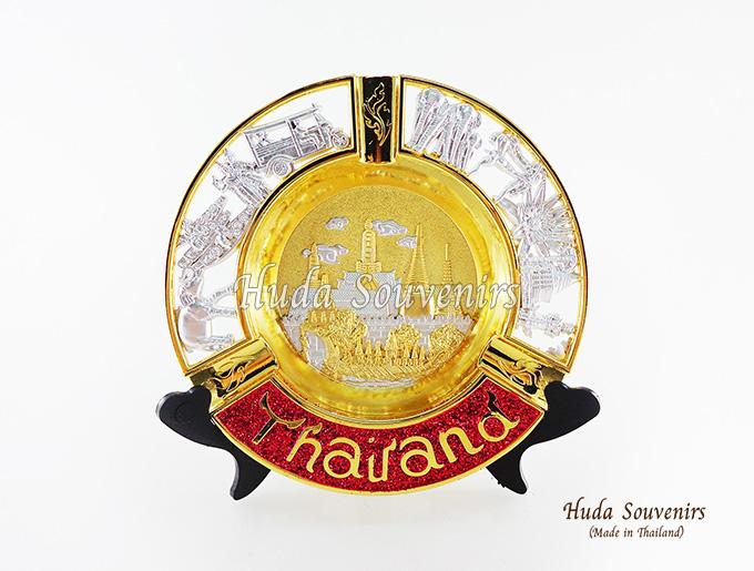 ของที่ระลึก จานโชว์ ลวดลายเอกลักษณ์ไทย ฉลุลวดลายจานโชว์ ปั้มลายเนื้อนูน สินค้าบรรจุในกล่องมาให้เรียบร้อย สินค้าพร้อมส่ง
