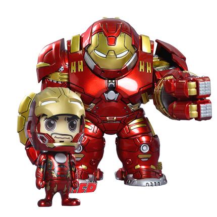 Hot Toys Avengers: Age of Ultron - Cosbaby(ของแท้ลิขสิทธิ์)
