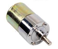 มอเตอร์ถาดคืนเหรียญ 12VDC 5 RPM