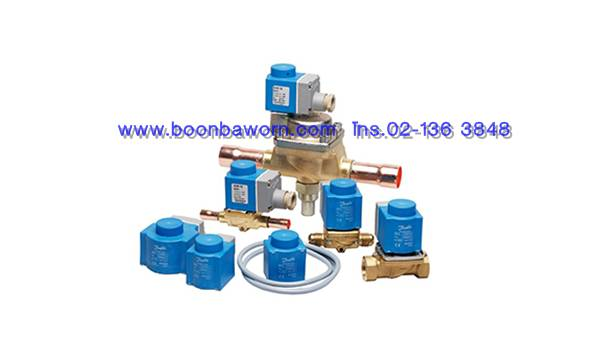 EVR Solenoid Valve (Valve Body without Coil)