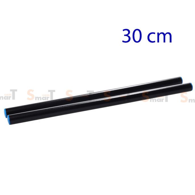 15mm Rods ความยาว 300 mm x2