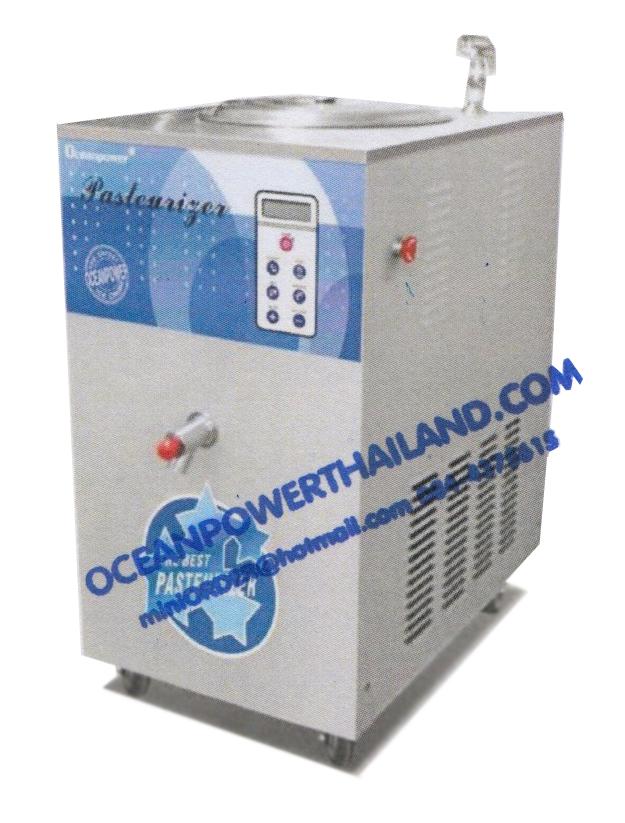 เครื่องทำไอศครีมฮาร์ดเสริฟ oceanpower รุ่น OPA40 ระบบพรีคูลลิ่ง