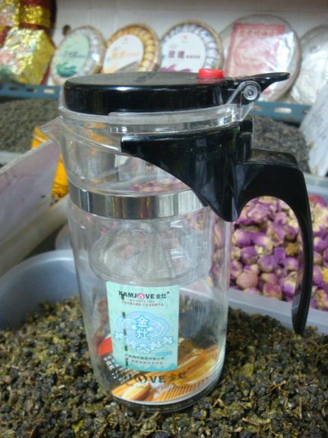 แก้วชงชา แบบสำเร็จรูป มีที่กรองในตัว 900 ML. คุณภาพอย่างดี