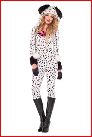 ชุด dalmatian-darling