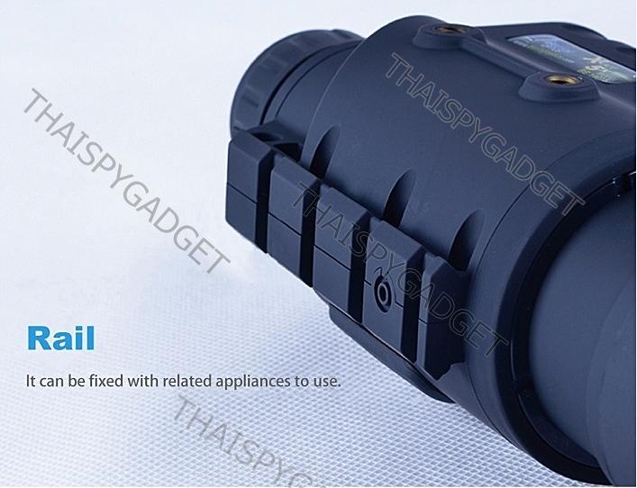 กล้องส่องทางไกลกลางคืน ราคาถูก rg88 สำหรับติดปืน