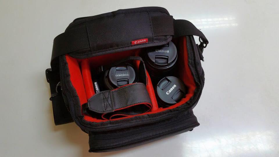 กระเป๋ากล้อง canon